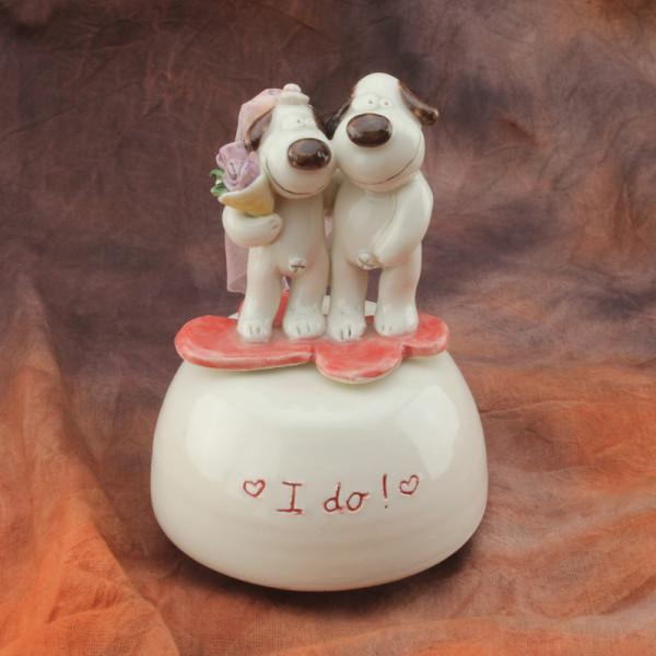 I do Music Box ~ Dog