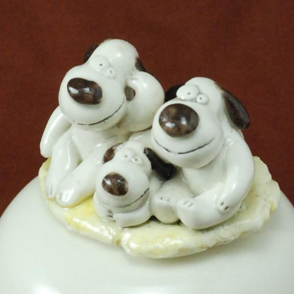 Music Box ~ Triple Happiness! ~ Dogs