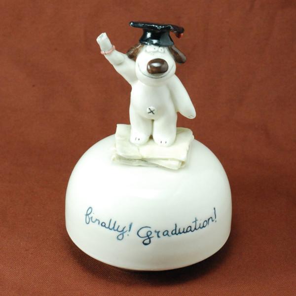Music Box ~ Finally! Graduation! ~ Dog