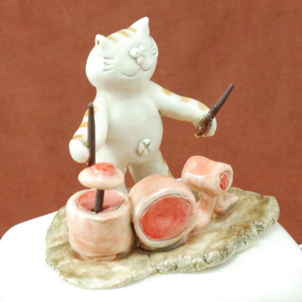 Music Box ~ Badda Boom, Badda Bing! ~ Cat