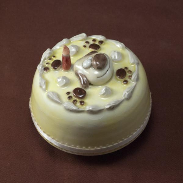 Music Box ~ Birthday Cake ~ Dog